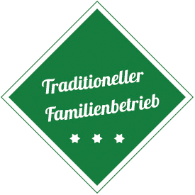 Traditioneller Familienbetrieb